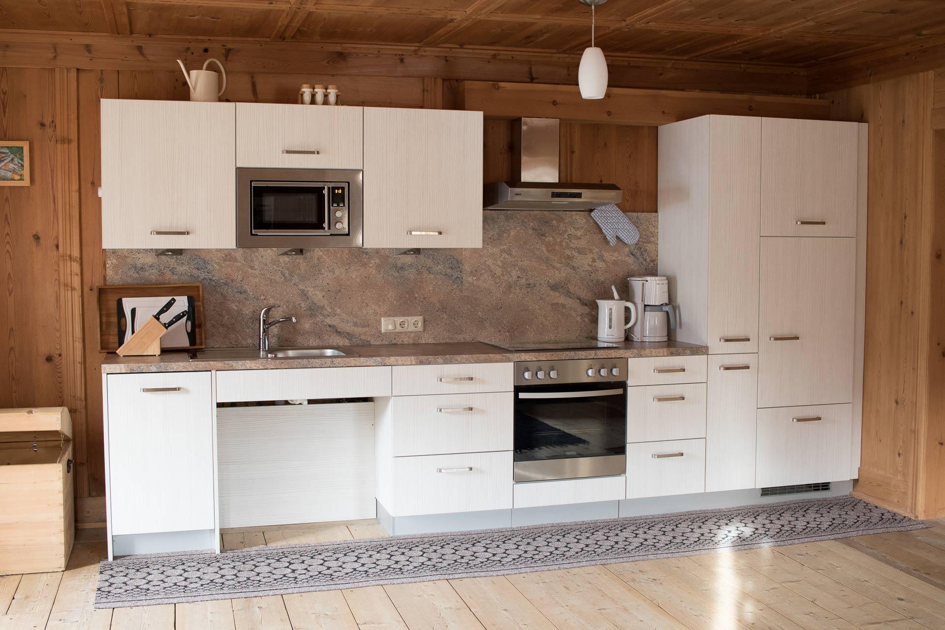 Küche Spitzenstein